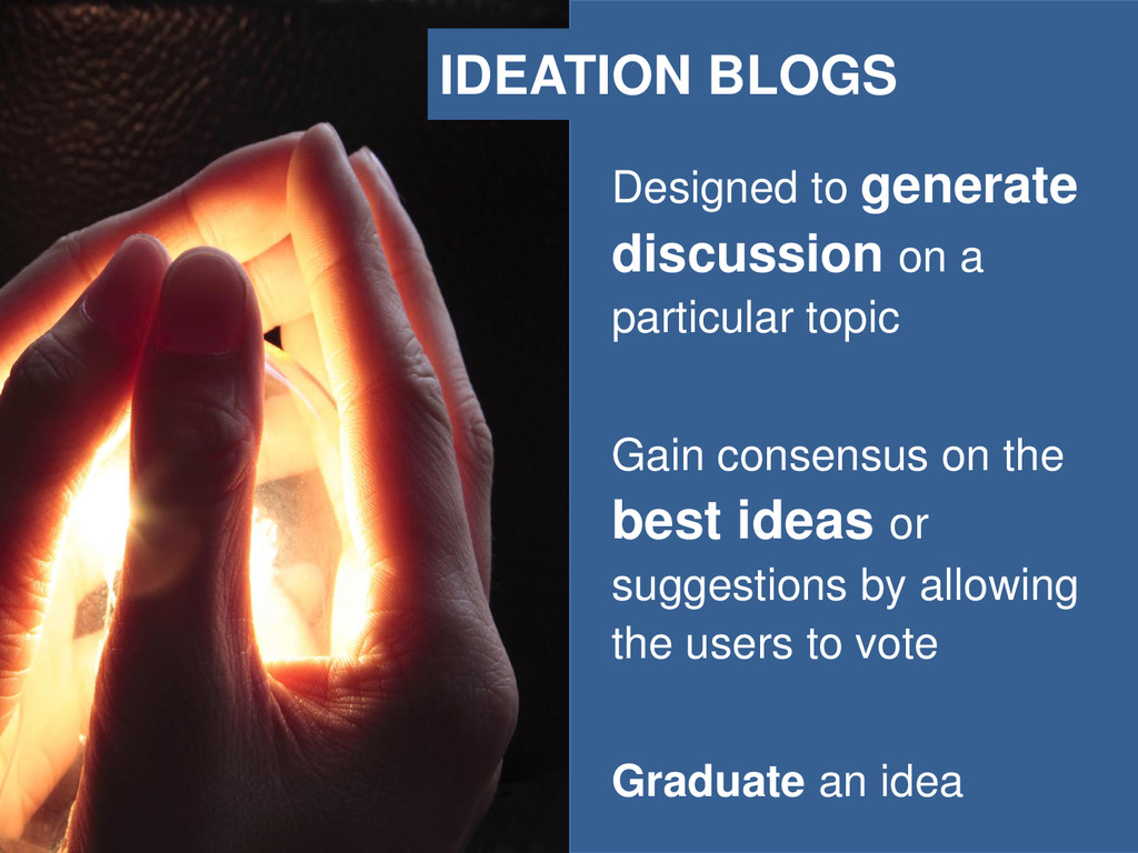 Designed to generate discussion on a particular...