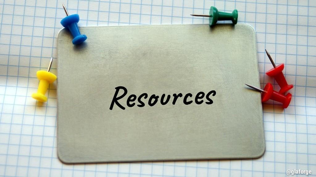 @glaforge Resources @glaforge