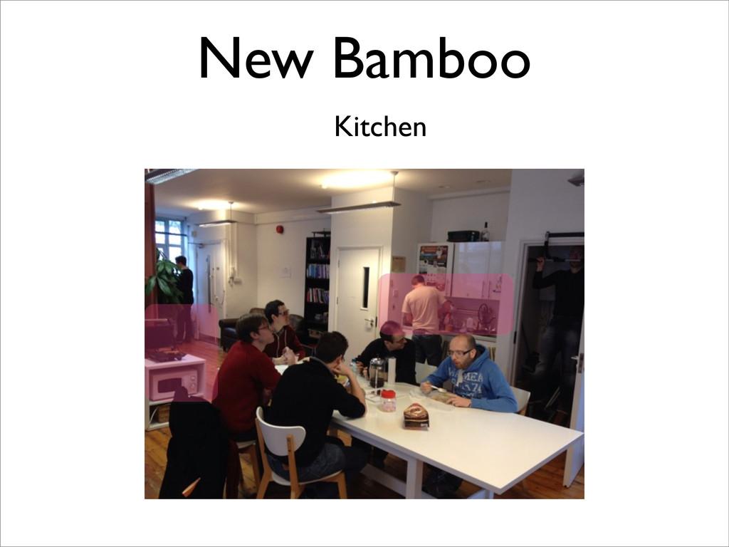 New Bamboo Kitchen