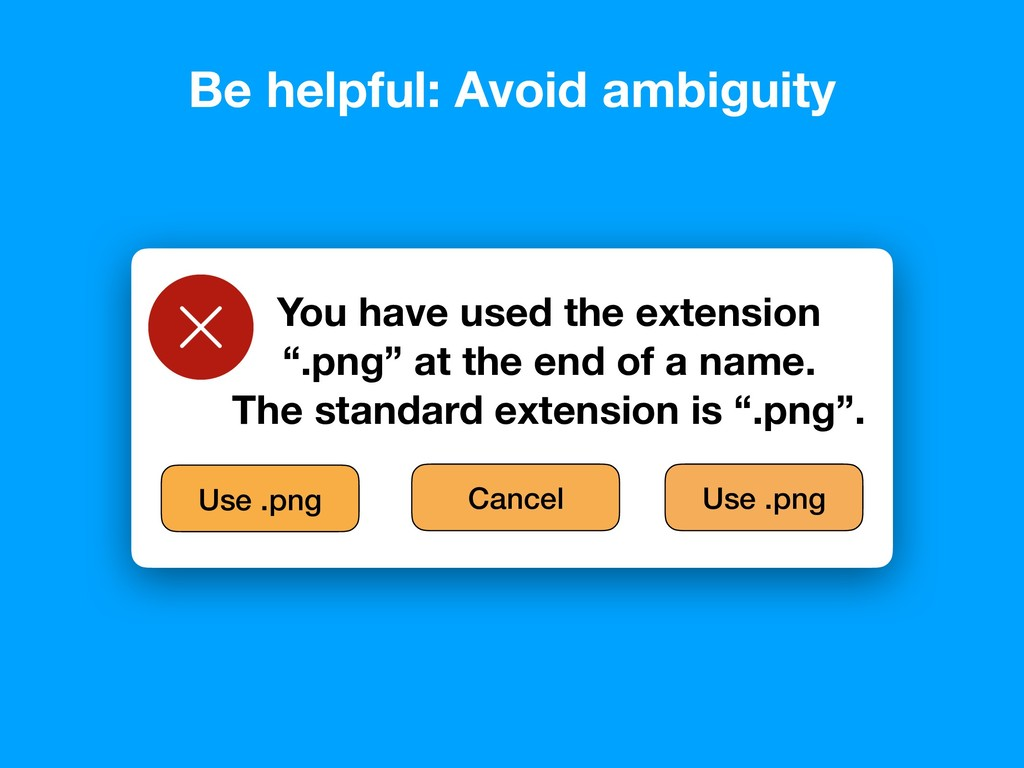 """You have used the extension """".png"""" at the end o..."""