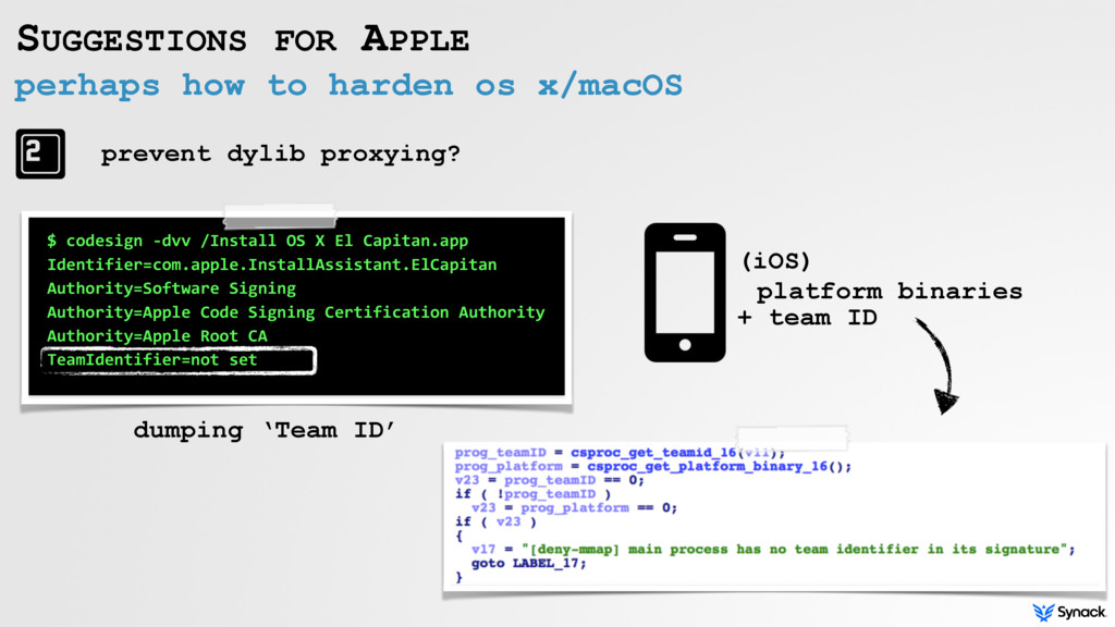 perhaps how to harden os x/macOS SUGGESTIONS FO...