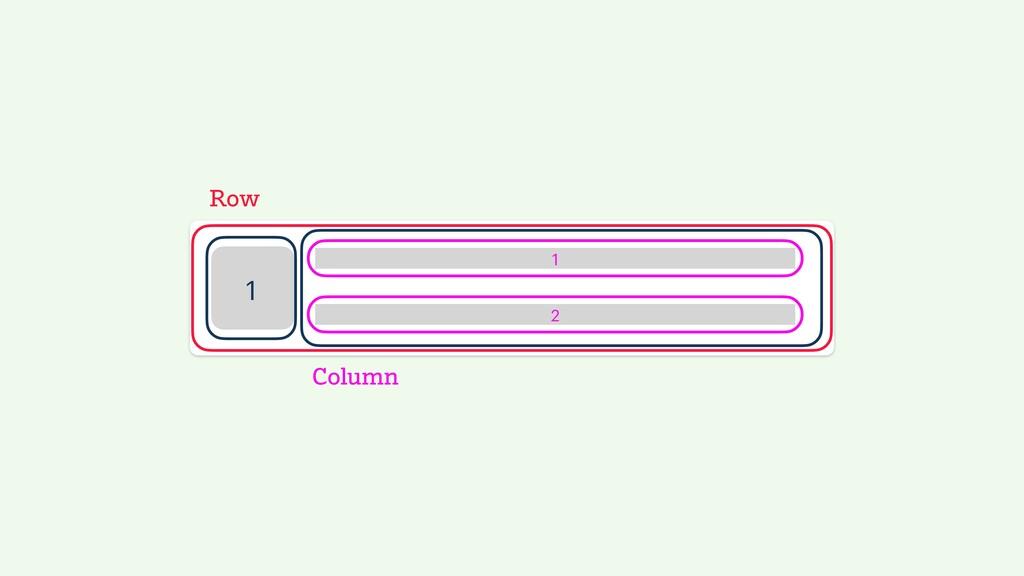 1 Column 1 Row 2