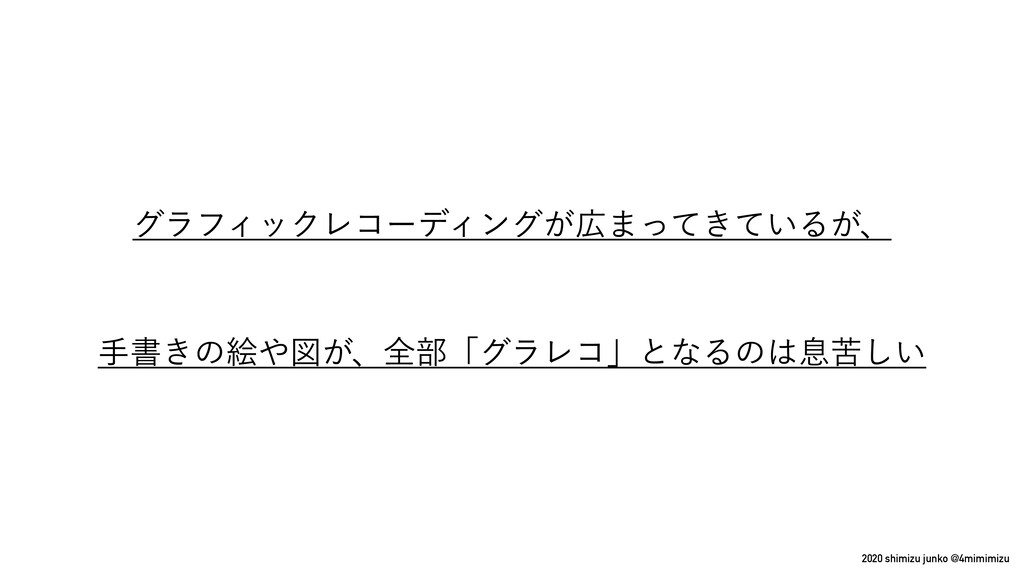 2020 shimizu junko @4mimimizu άϥϑΟοΫϨίʔσΟϯά͕·ͬ...