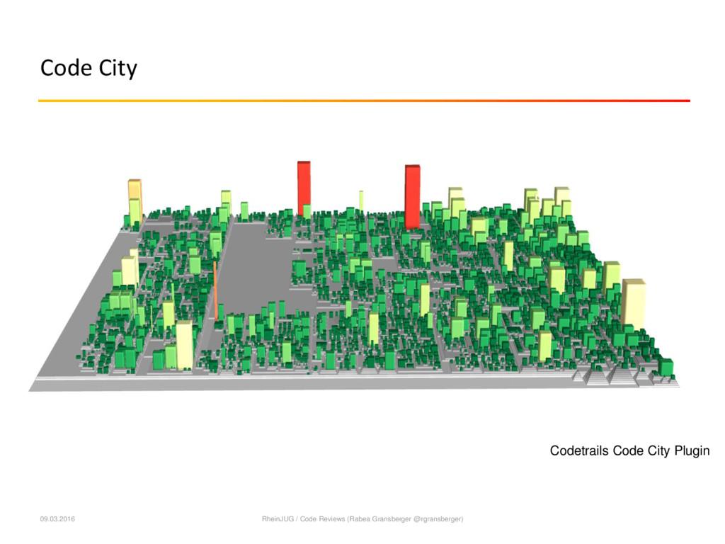 Code City Codetrails Code City Plugin 09.03.201...