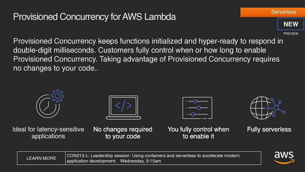 Provisioned Concurrency for AWS Lambda Provisio...