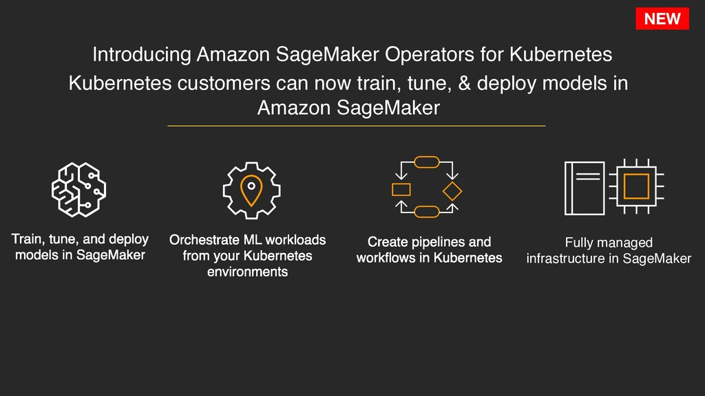 Train, tune, and deploy models in SageMaker Orc...