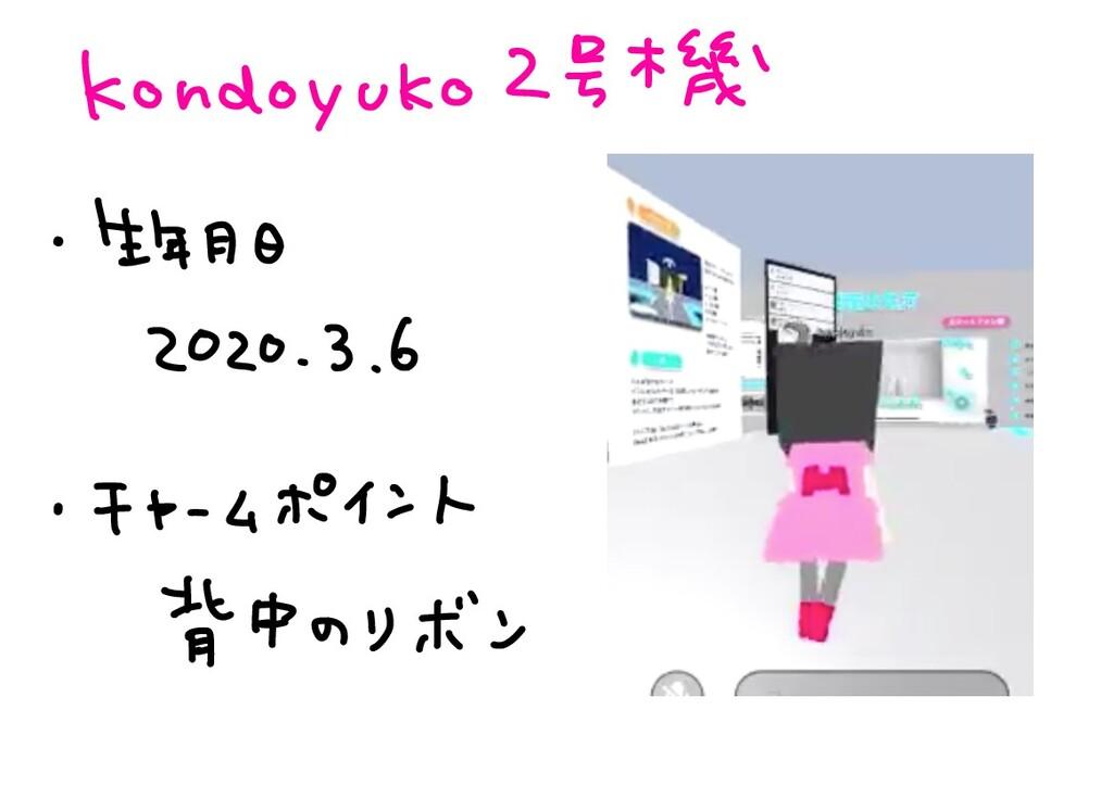 Kondo yuko 2 I * EE ' . Hate A 0 2020 . 3.6 . F...