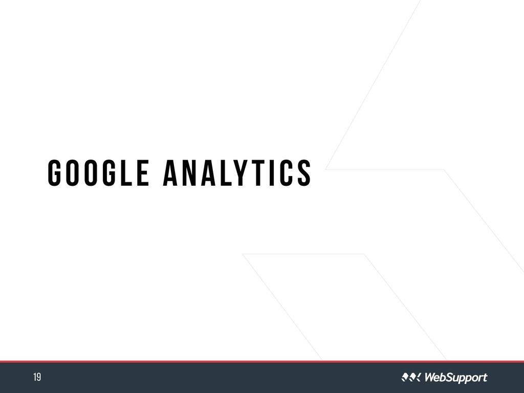 Google analytics 19
