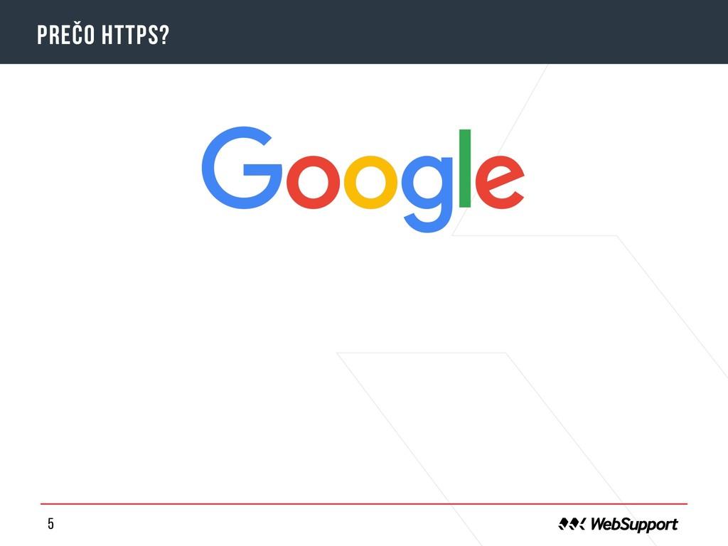 5 Prečo HTTPS? o