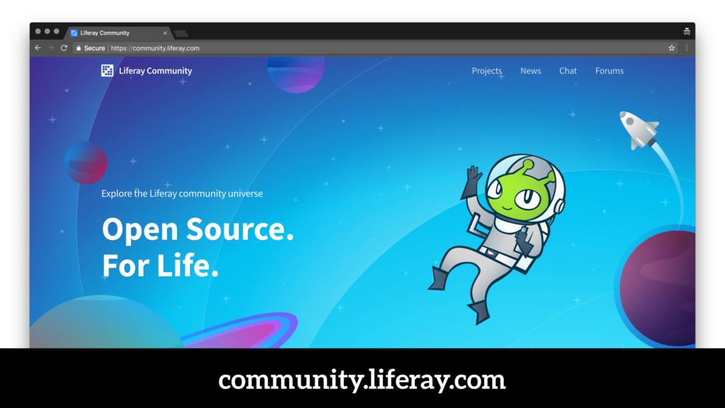 community.liferay.com