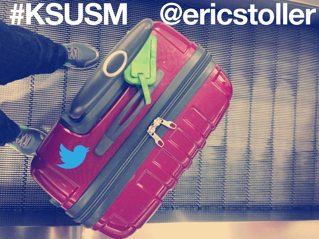 #KSUSM @ericstoller