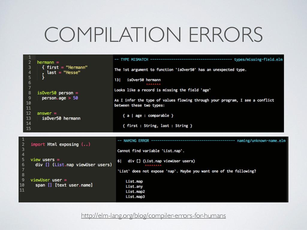 COMPILATION ERRORS http://elm-lang.org/blog/com...