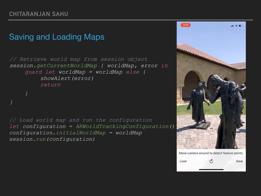 CHITARANJAN SAHU Saving and Loading Maps // Ret...