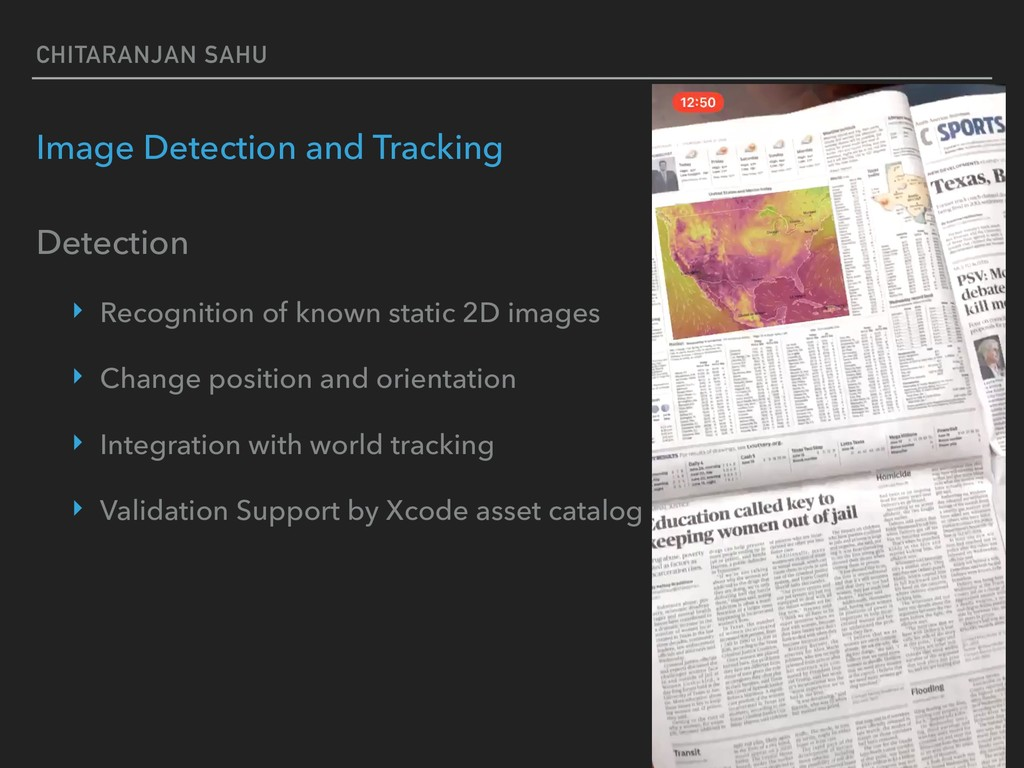 CHITARANJAN SAHU Image Detection and Tracking D...