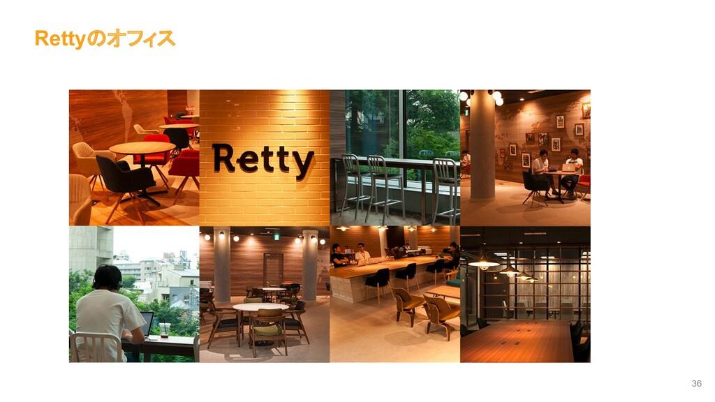 Rettyのオフィス 36