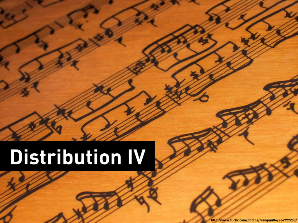 Distribution IV http://www.flickr.com/photos/fra...