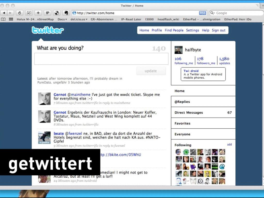 getwittert