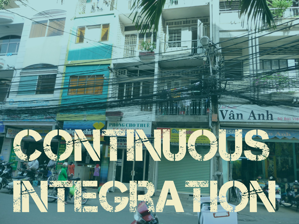 Continuous Integration