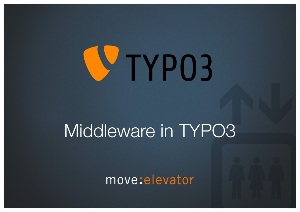 Middleware in TYPO3
