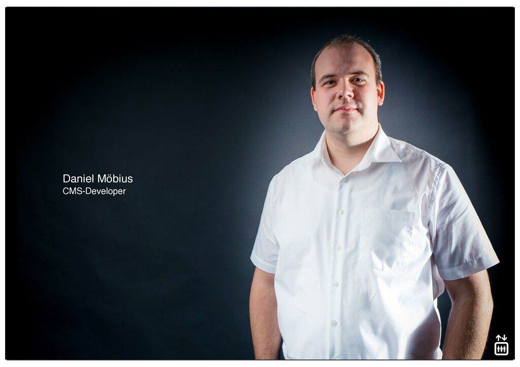 Daniel Möbius CMS-Developer