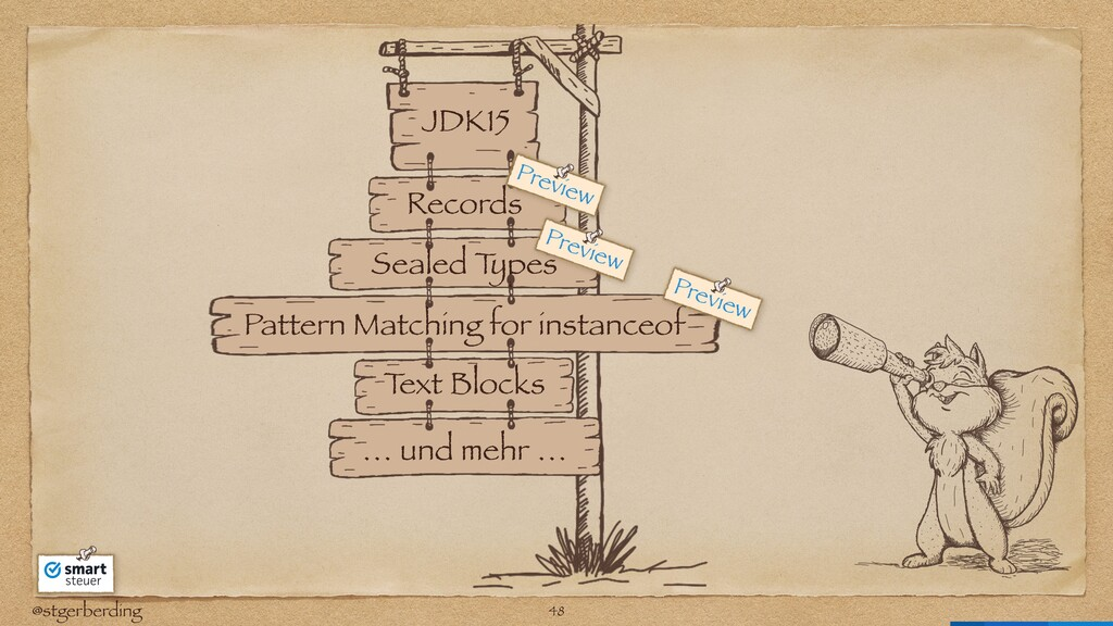 @stgerberding JDK15 Sealed T ypes Records Patte...