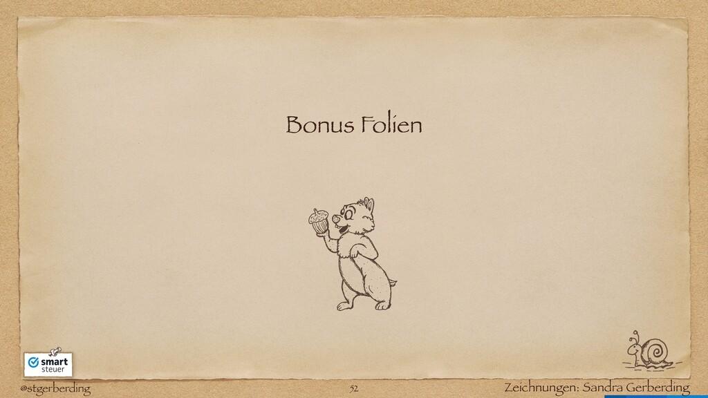 @stgerberding Bonus Folien Zeichnungen: Sandra ...