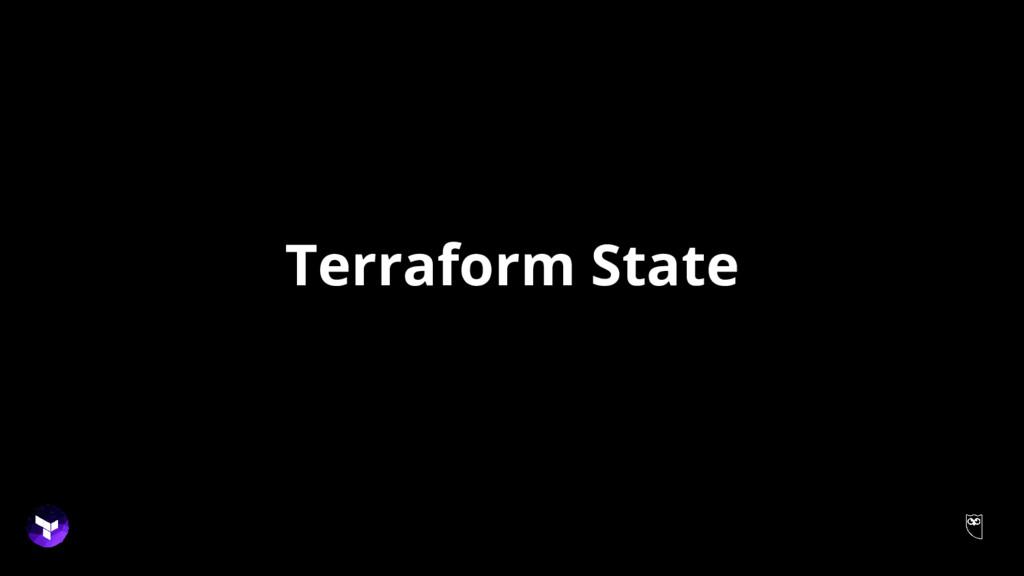 Terraform State