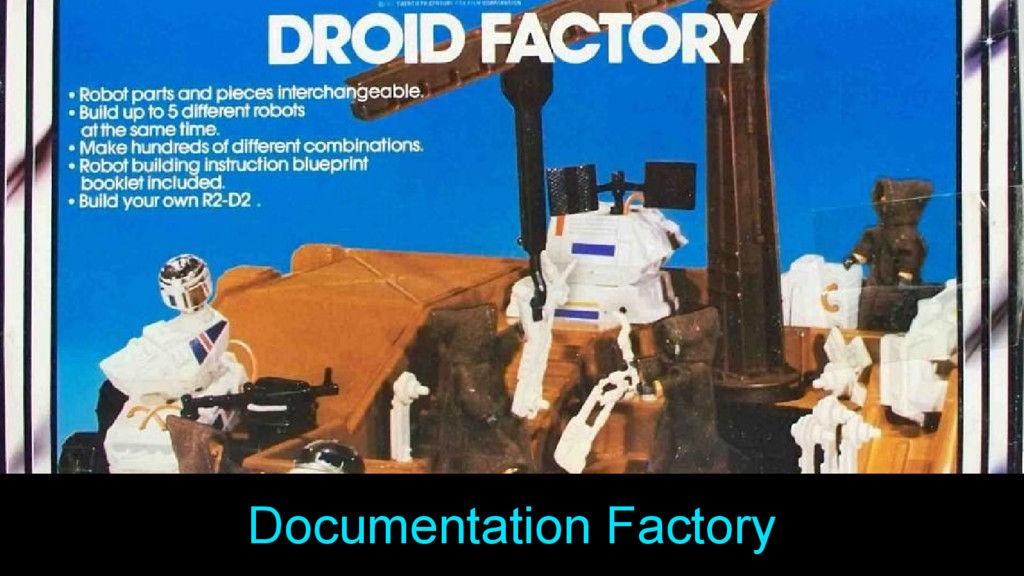 Documentation Factory