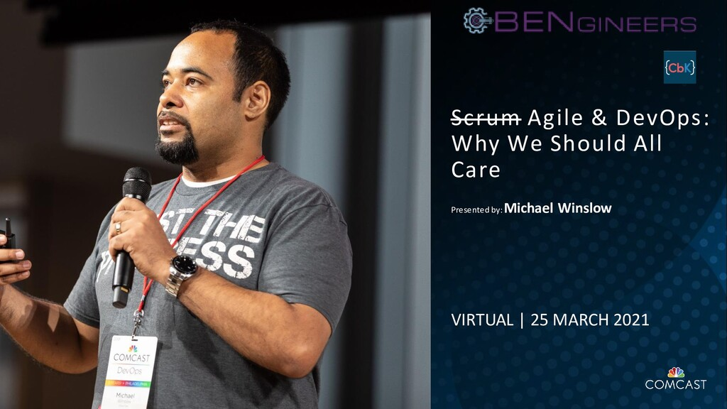 Scrum Agile & DevOps: Why We Should All Care Pr...