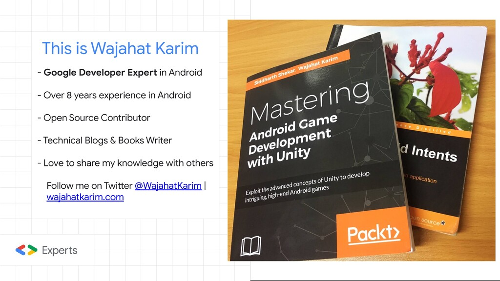 - Google Developer Expert in Android - Over 8 y...
