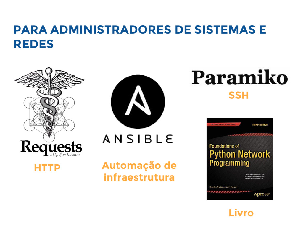 PARA ADMINISTRADORES DE SISTEMAS E REDES HTTP S...