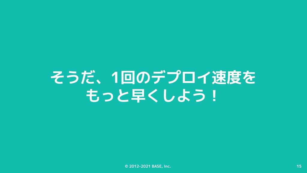 © 2012-2021 BASE, Inc. 15 © 2012-2021 BASE, Inc...