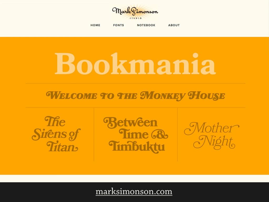 marksimonson.com