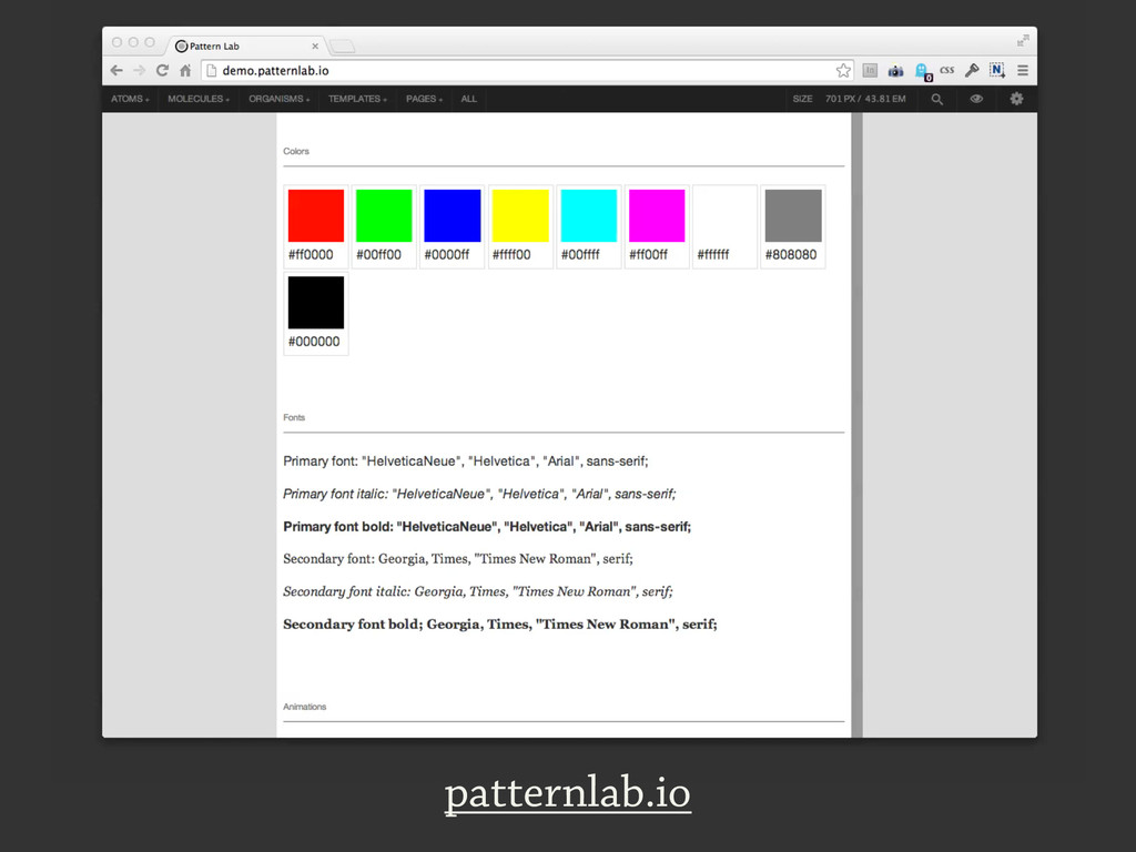 patternlab.io