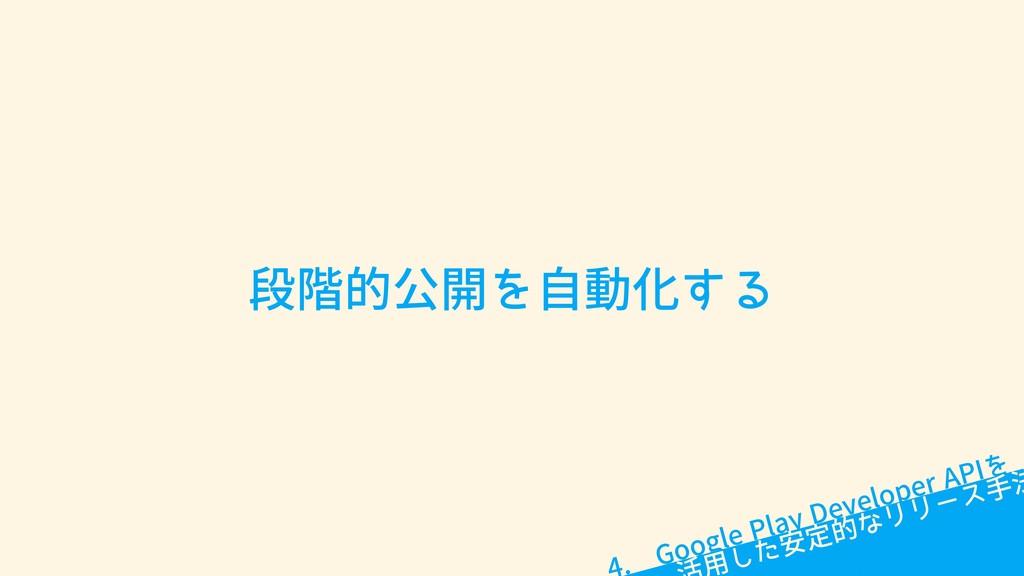 """ஈ֊తެ։ΛࣗಈԽ͢Δ  (PPHMF 1MBZ %FWFMPQFS """"1*Λ ͨ҆͠ఆత..."""
