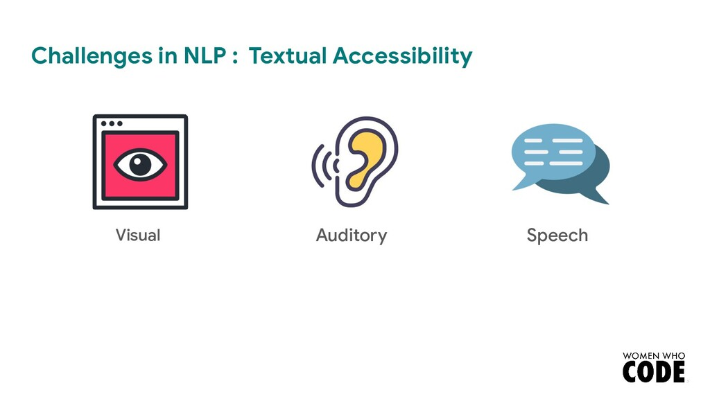 Challenges in NLP : Textual Accessibility Visua...