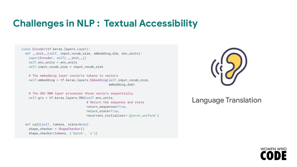 Challenges in NLP : Textual Accessibility Langu...