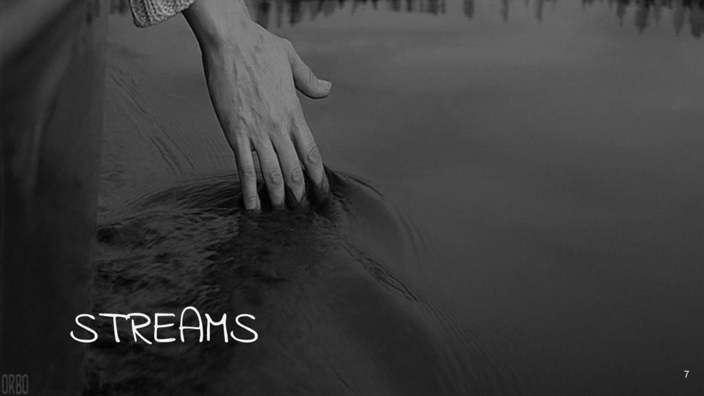 STREAMS 7