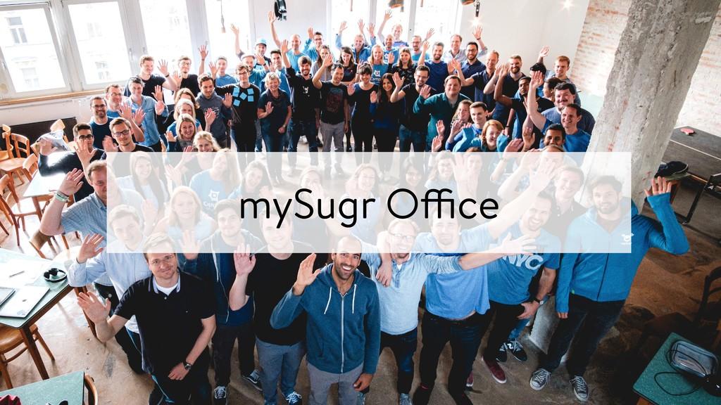 mySugr Office
