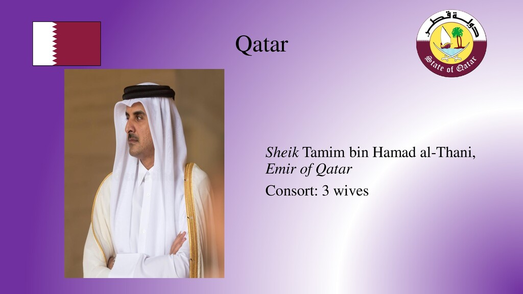 Qatar Sheik Tamim bin Hamad al-Thani, Emir of Q...