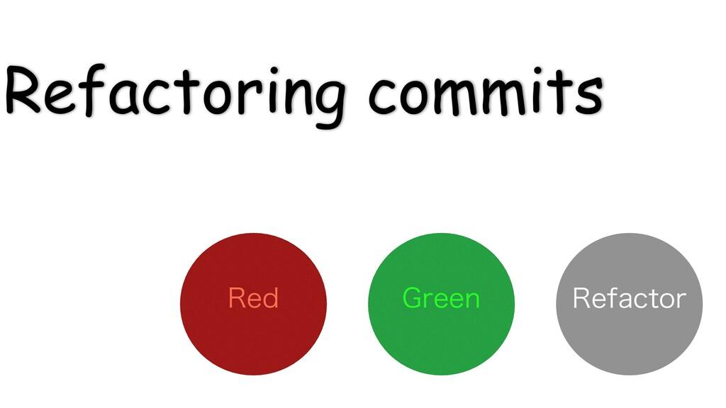 Refactoring commits (SFFO 3FE 3FGBDUPS
