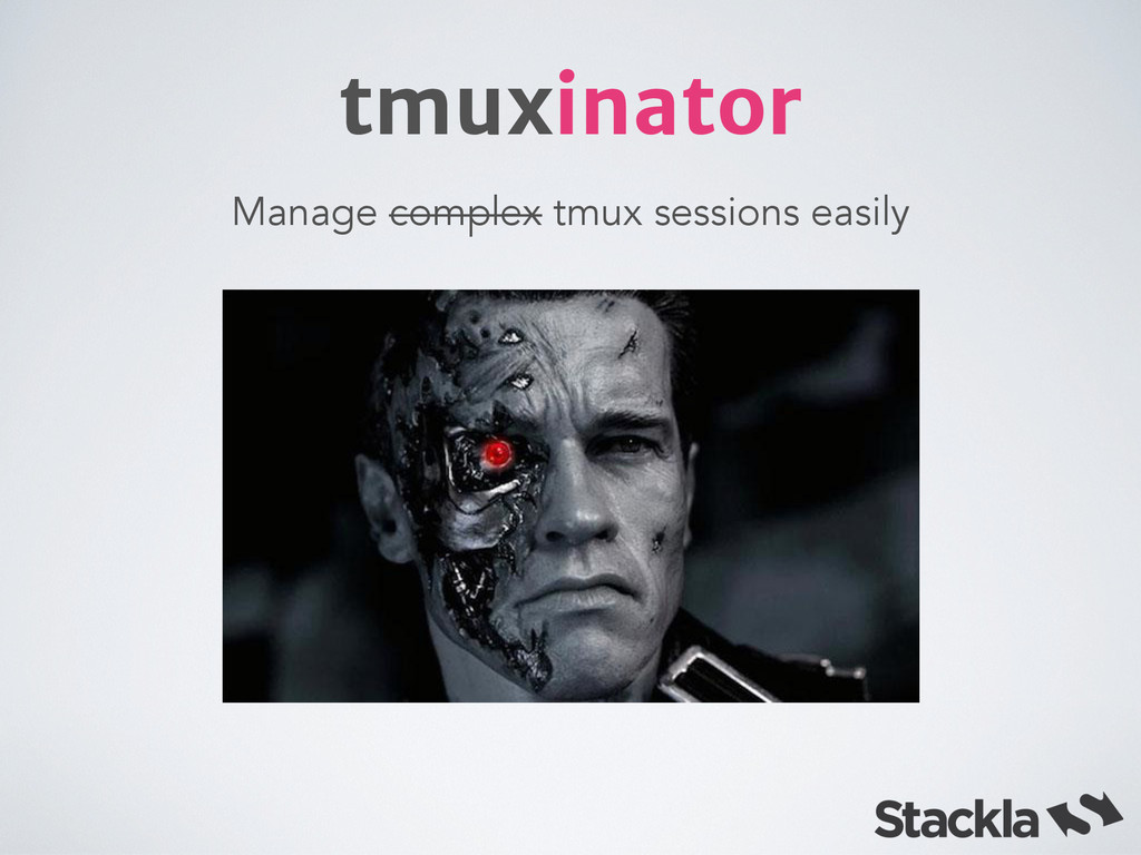 tmuxinator Manage complex tmux sessions easily