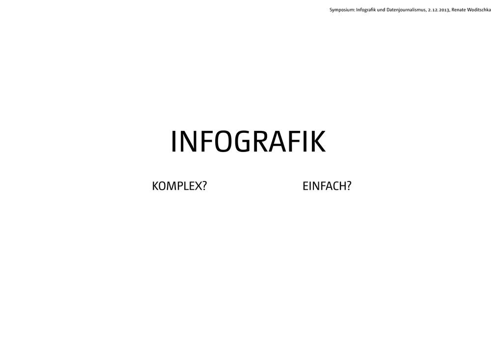Symposium: Infografik und Datenjournalismus, 2....