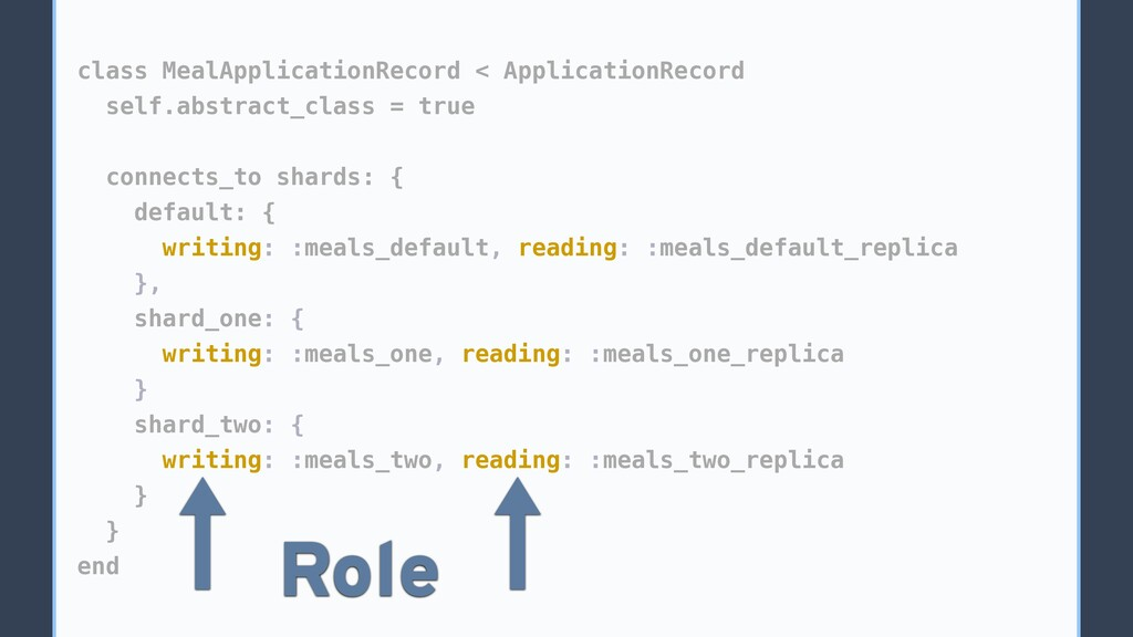 class MealApplicationRecord < ApplicationRecord...