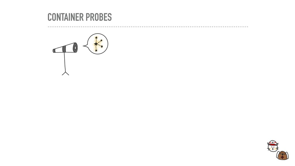 CONTAINER PROBES