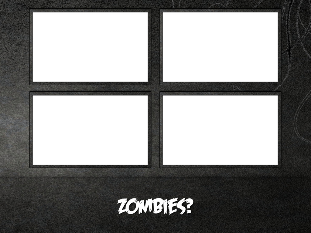 Basically Zombies?