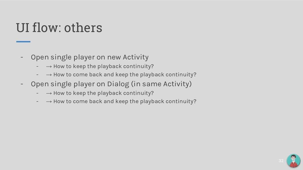 UI flow: others - Open single player on new Act...