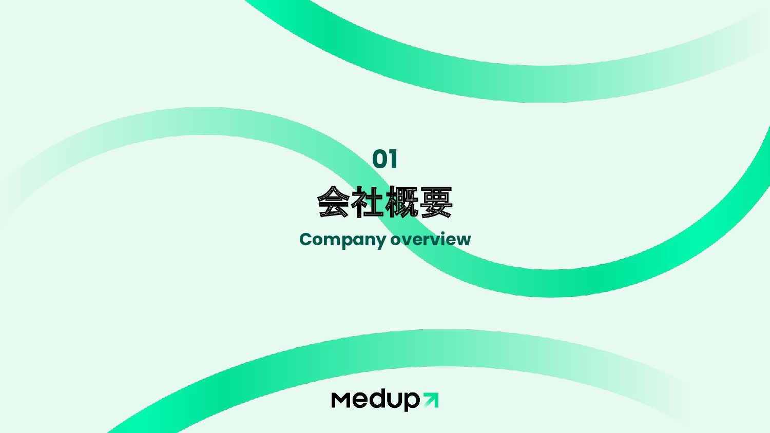 ໨࣍ Ver.1.0 Index Company overview ձࣾ֓ཁ 01. Busi...