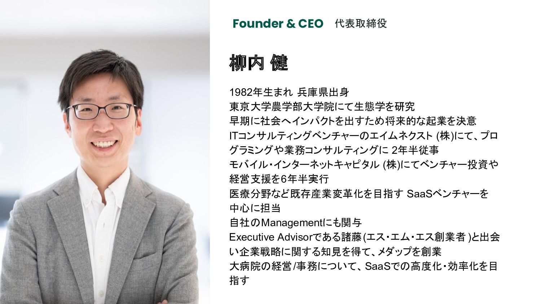 Management Team マネジメントチーム 岡田 翔 foro CRM事業部長 / C...