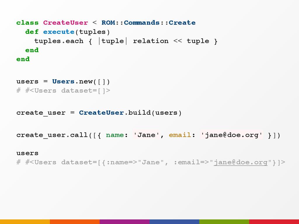 create_user.call([{ name: 'Jane', email: 'jane@...